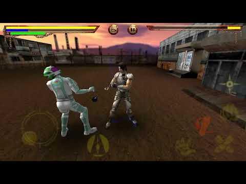 Game đánh nhau bá đạo hay nhất[ 3D kung Fu ]