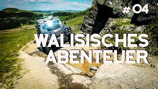 Offroad-Reise nach Wales I 4x4 Passion #04