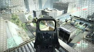 Crysis 2 PC Multiplayer Demo 1080p 80° FOV - 'Hardcore' max settings with FSAA