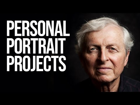 Planning and Shooting a Portrait Project (featuring the Godox AD200)