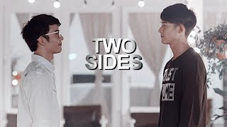 """TWO SIDES."""