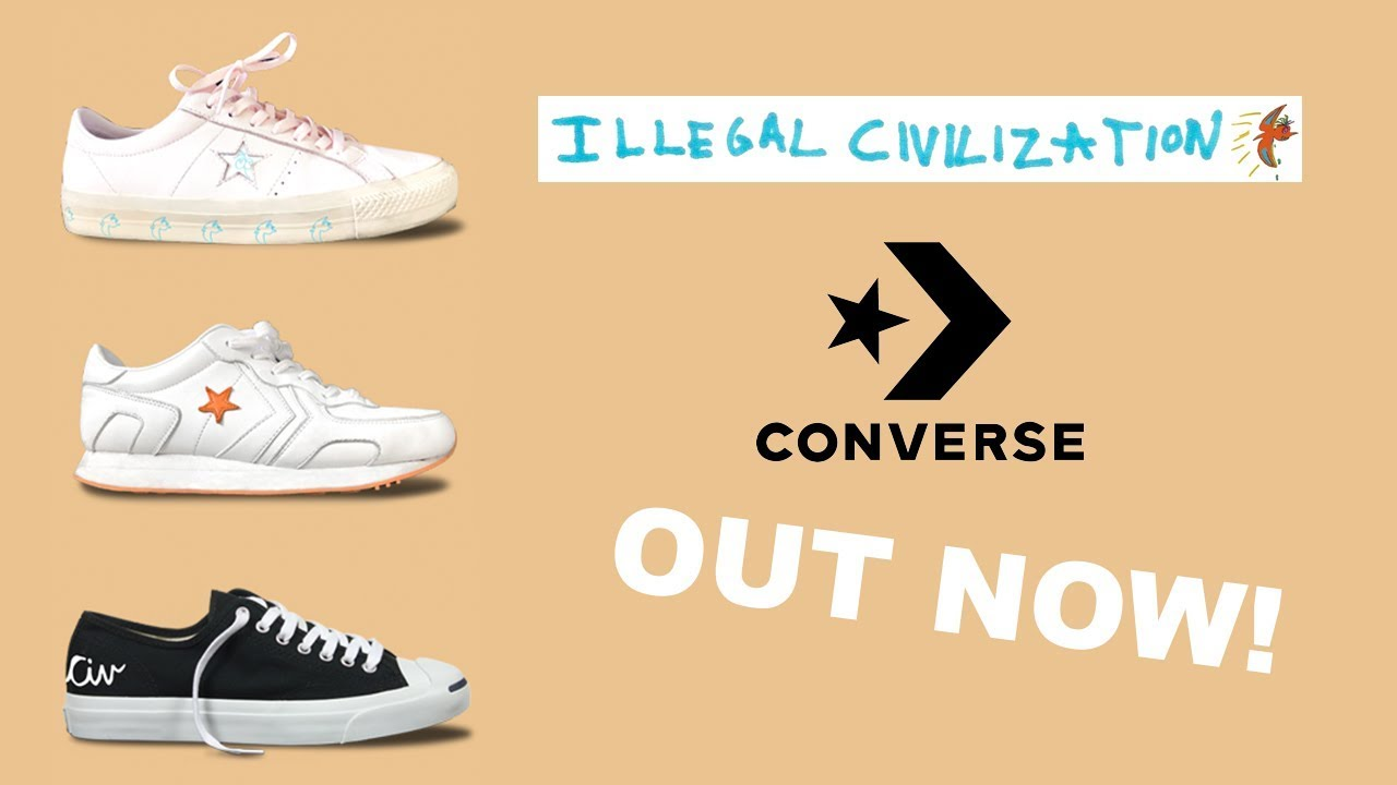 Illegal Civ New ConverseMy Thoughts New Illegal c3ARjL4q5
