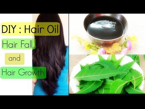 Diy Neem Oil For Hair Fall And Hair Growth