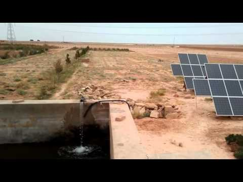 WASEL Renewable  Energy (Solar water pump in cloudy weather in Afghanistan)