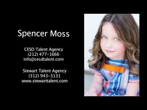 Spencer Moss  Demo Reel