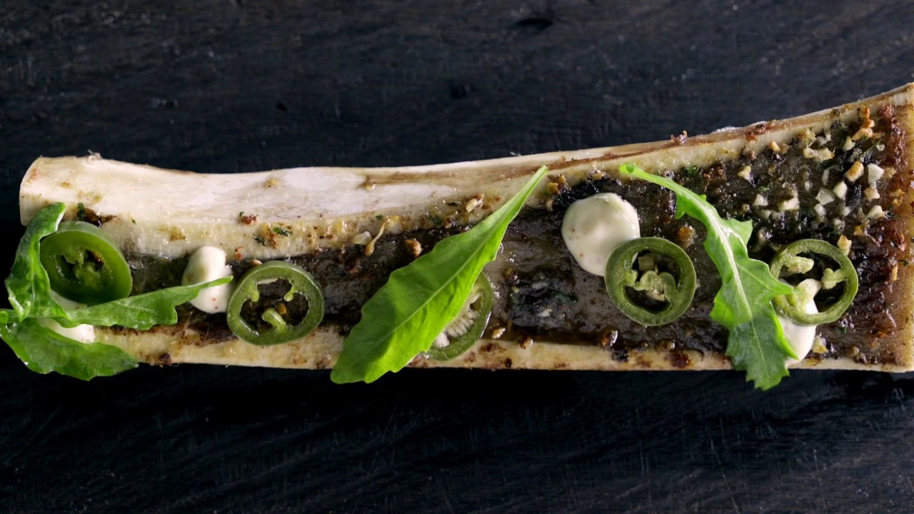 Black Sand Brewery Specials - Roasted Bone Marrow