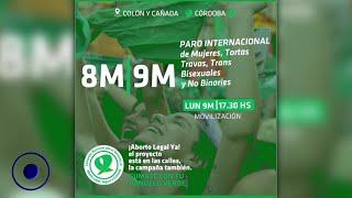 8M/9M: Marcha por los Derechos de las Mujeres