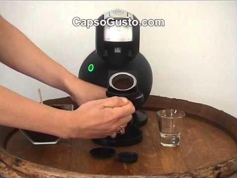 capsule capsogusto en inox compatible dolce gusto youtube. Black Bedroom Furniture Sets. Home Design Ideas