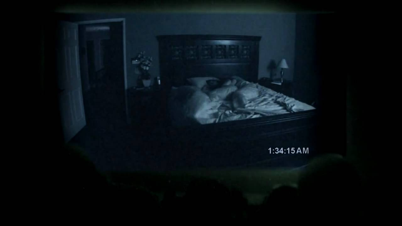 paranormal 1 trailer