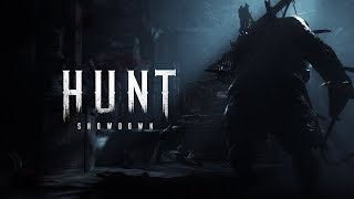 HUNT SHOW DOWN (FIRST TIME PLAYING, NEW HORROR BR GAME)