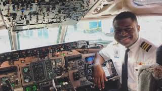 Marlon Dayes repping Jamaicn Schoolboyfootball