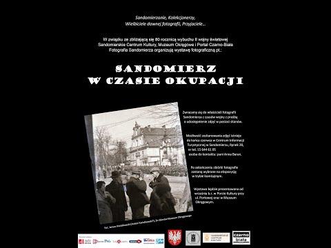 II wojna we wspomnieniach mieszkańców Sandomierza