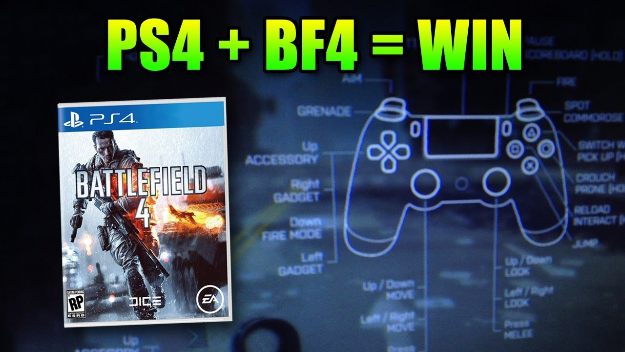 Playstion 4 BF4 Multiplayer Review - 64 Players 60 FPS! (Battlefield 4 PS4 Gameplay/Commentary)