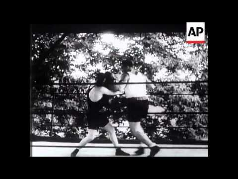Primo Carnera Is A Real Champion Now