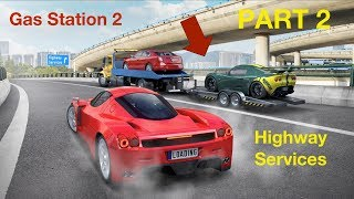 Gas Station 2 Highway Service Simulator #2 - App Check - iOS/Android Game - Play With Games Ltd.