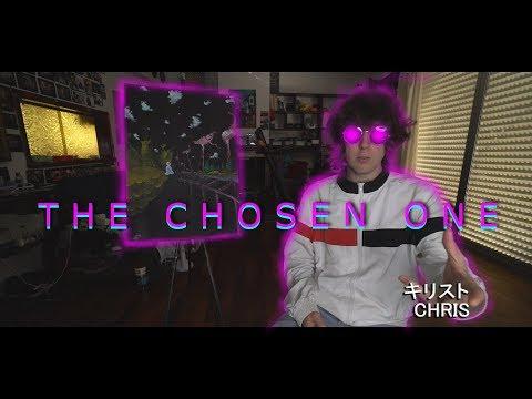 Chris Lynx : The Chosen One [Painting_2]