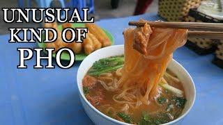HANOI VIETNAM STREET FOOD PHO SOT VANG