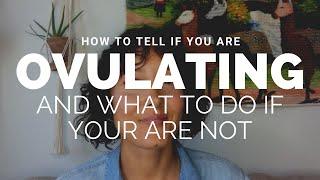 How To Tell If You're Ovulating - And What To Do If You're Not