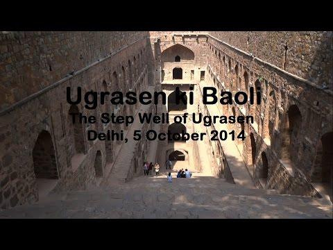 Ugrasen Ki Baoli -  A Historical Stepwell in Delhi