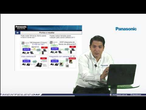 PANASONIC KX-HTS32 CONOCIENDO LA SOLUCION 1 DE 8