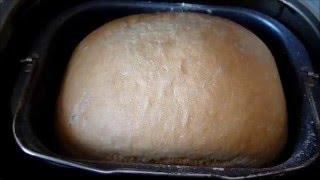 Рецепт вкусного хлеба в хлебопечке.