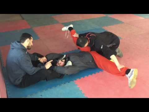 Chinese Power Stretching Kung Fu Flexibility