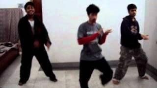 hip hop aloo chat dance