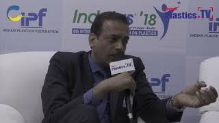 An exclusive interview with Mr. Alok Tibrewala at IndPlas 2018, Kolkata. www.ModernPlastics.TV
