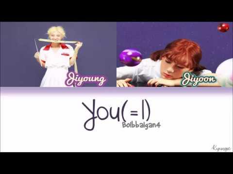 Bolbbalgan4 - You Lyrics [Han|Rom|Eng]