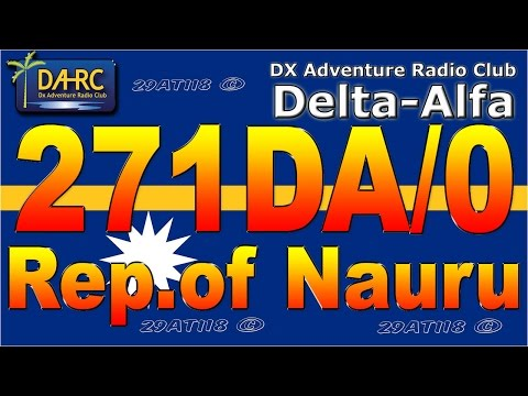 271DA/0 Rep. of Nauru by L/P - 3.01.2016