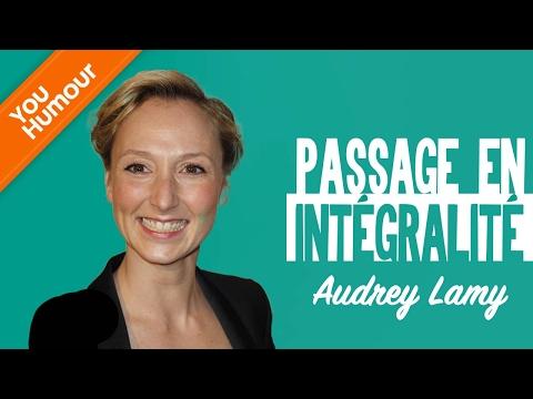 AUDREY LAMY - Passage en intégralité