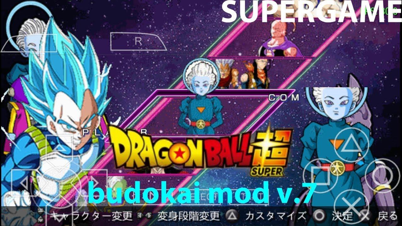 HƯỚNG DẪN TẢI GAME DRAGON BALL Z SHIN BUDOKAI MOD SUPER V.7