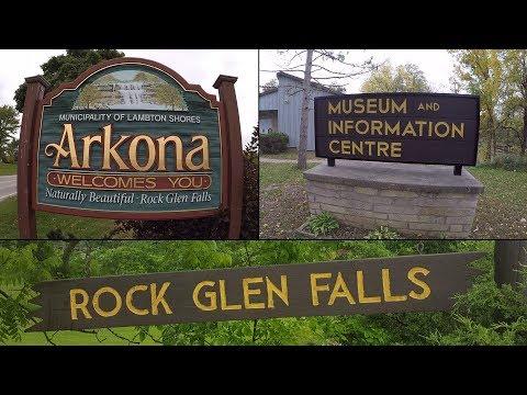 Adventure Series – Arkona Lions Museum – Rock Glen Conservation Area