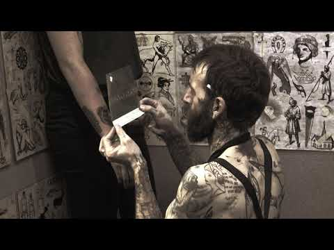 Xoïl: A Rare Appearance At The London Tattoo Convention