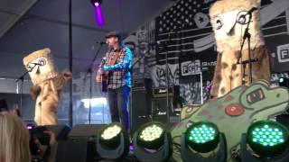 Les Claypool live at the Fader Fort, My Music RX Show (March 13, 2014 in Austin, TX)