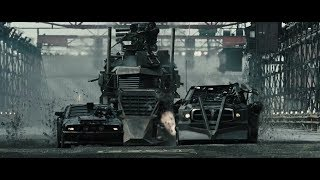Death Race Tamil Stage two Lap 3 Scene