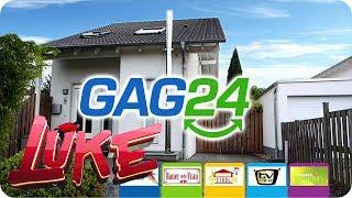 Gag24 - Check24-Verarsche - LUKE! Die Woche und ich
