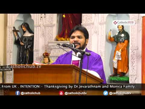 English Mass @ St. Mary's Basilica, Sec bad, Hyderabad, Telangana, INDIA. 07-12-19
