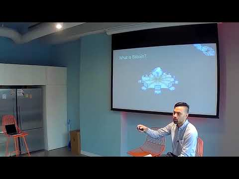 Jason Lee Talk on - State Of Blockchain