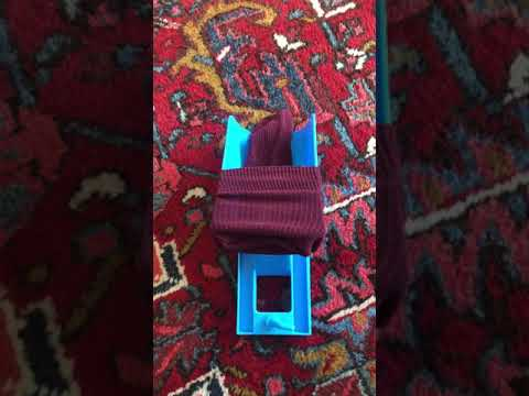 Youtube-Tutorial: Socken Maschine von Rolf