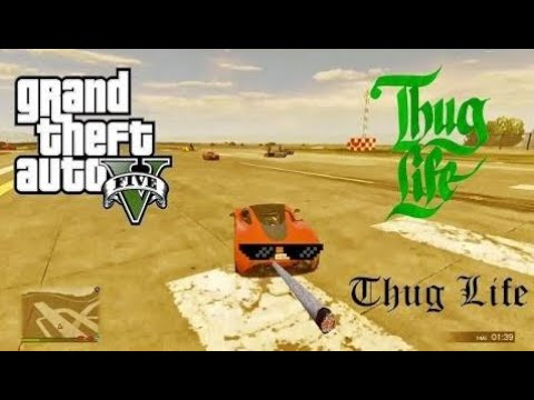 Gta 5 Thug Life : Best Moments Ever! (Gta five Funny Moments Compilation)  | RedMogly