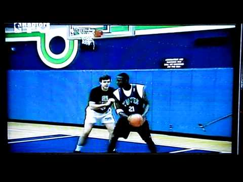 Kevin Garnett at 19 Years Old - Workout with Kevin McHale (1995-1996)