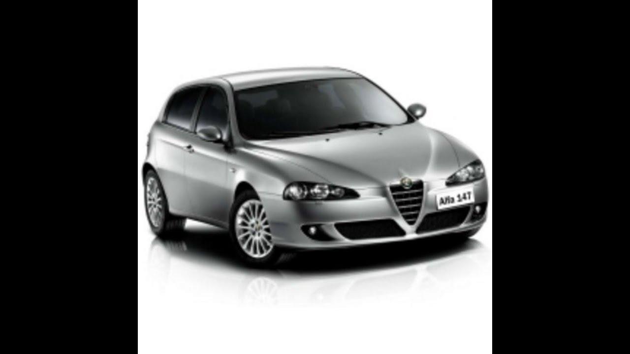 Alfa Romeo 147 Spare Parts Catalogue Parts Manual Youtube