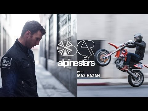 Oscar by Alpinestars with Max Hazan