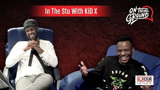 In The Stu (1/3) Kid X On A Double Disc Album, The Pressure In The Delay & The Song Title Themes