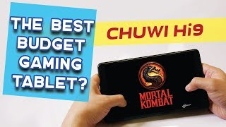The Best Budget Gaming Tablet? Chuwi Hi9