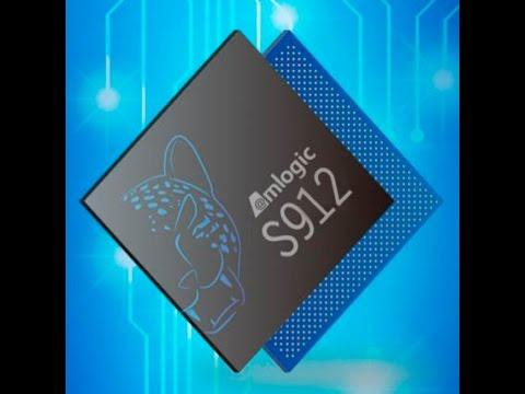 Amlogic S912, Octa-core 64bit ARM Cortex-A53 with Mali-T830 GPU, 4K HDR, VP9