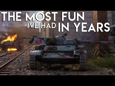 The Most Fun World Of Tanks Has Been In Years