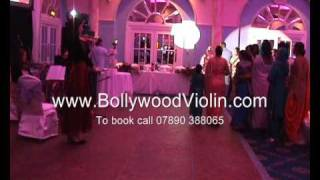 Mohabbatein Humko Humise instrumental Shaadi Indian wedding entrance Bollywood violin