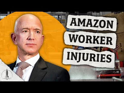 Injuries, Protests & Jeff Bezos: Amazon Workplace Accidents